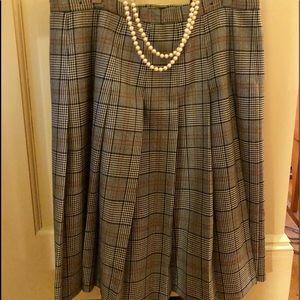 "Pendleton ""Pauline"" Wool Skirt - Size 14 - NWOT"